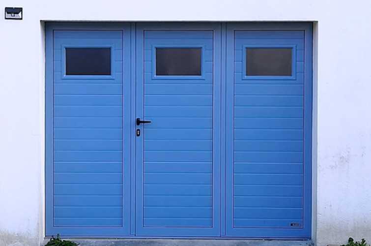 Personnalisation de votre porte de garage Aludoor 0