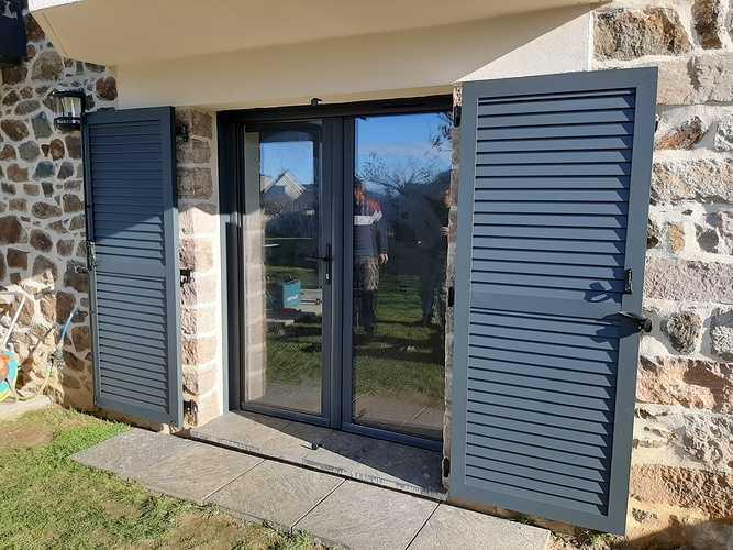 Rénovation volets battants aluminium -Pléneuf Val André -22 202011181223321