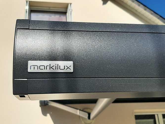 Store banne motorisé Markilux - Yffiniac 20210224140036