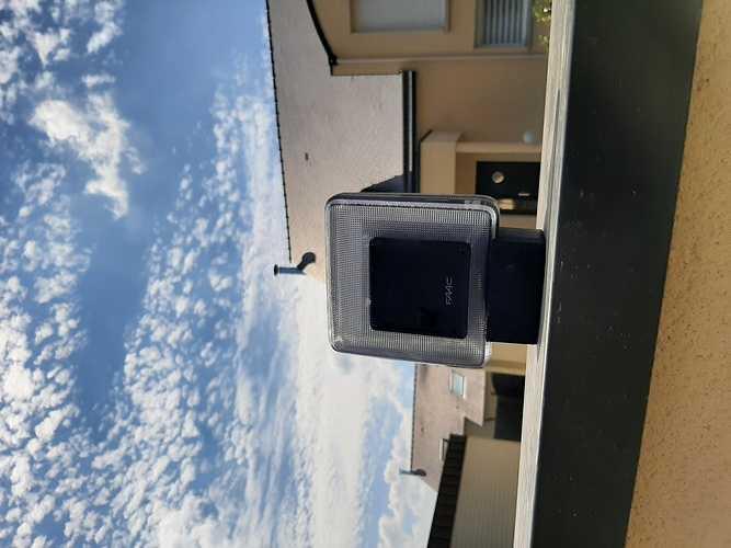 Remplacer portillon et portail en PVC par coulissant en aluminium - Pléneuf Val André 20210609161142