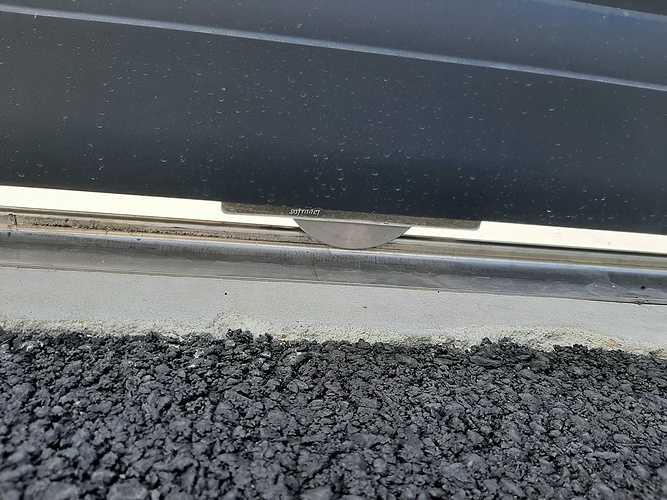 Remplacer portillon et portail en PVC par coulissant en aluminium - Pléneuf Val André 20210609161546