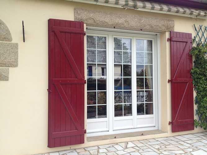Fenêtres et portes fenêtres en PVC, menuiserie extérieure -Plérin ( Côtes d''Armor - 22) 0