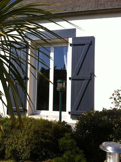 Porte- fenêtre PVC - Rénovation menuiserie Ploufragan 0