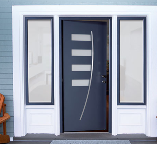 Et si vous personnalisiez votre porte d''entrée ? 0