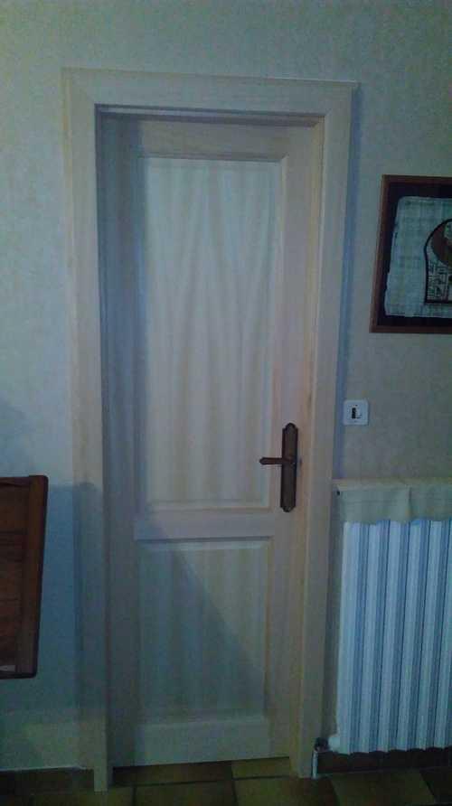Porte intérieure pleine- Graces imag0284